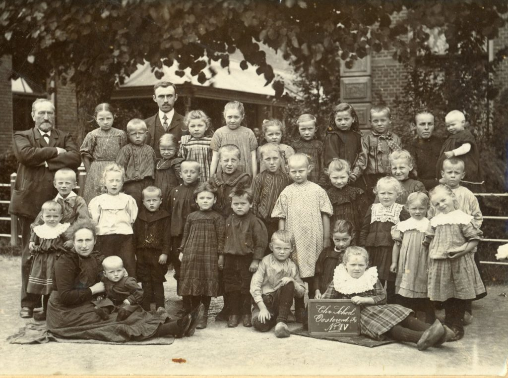 Schoolfoto Easterein